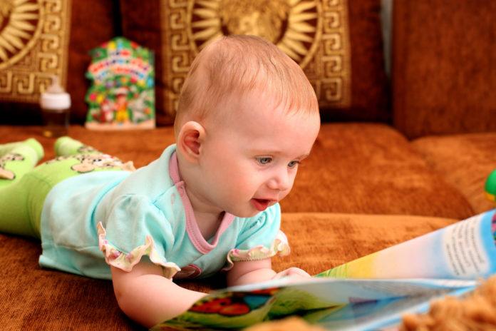 Leitura com crianças