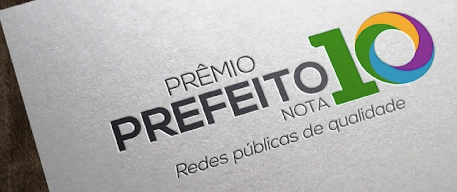 Prêmio Prefeito Nota 10