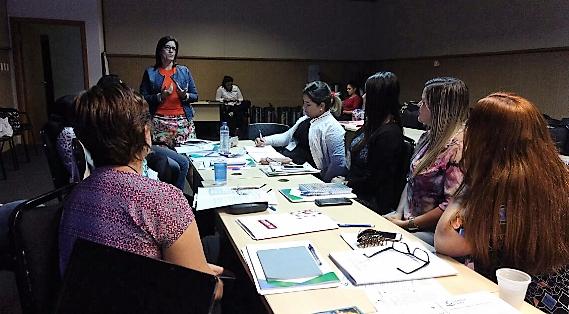 Programa Criança Feliz: representantes do MDSA reforçam a importância das atividades práticas do CDC