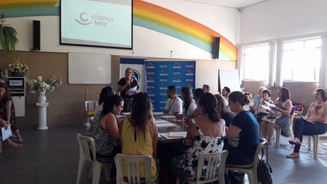 Programa Criança Feliz: capacitadores na capital paulista