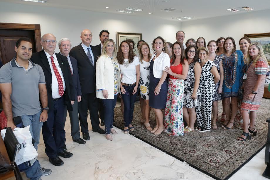 Ministro Osmar Terra encerra 1º ciclo de capacitação do Programa Criança Feliz