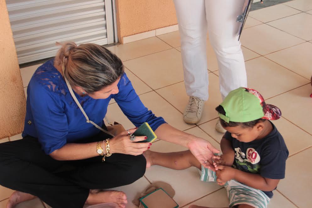 Programa Criança Feliz nos municípios do estado do Acre