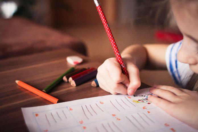como ensinar a escrever