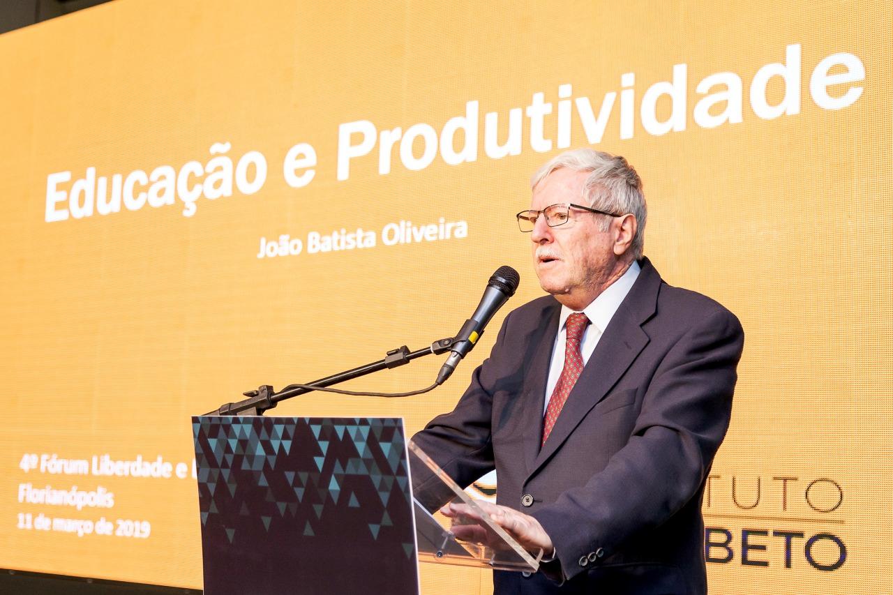 Como aumentar a produtividade do brasileiro?